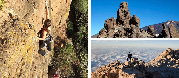 The best spot for climbing in Spain
