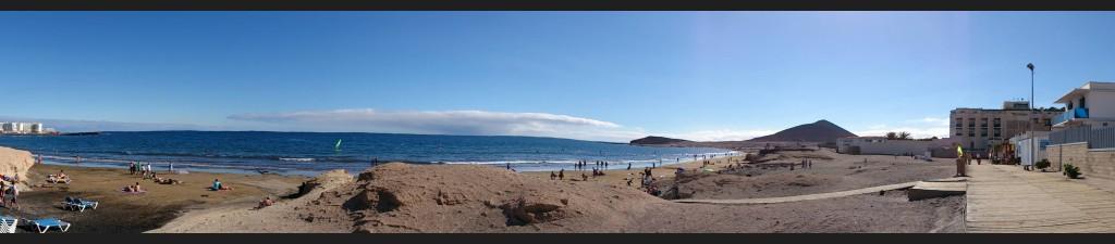 El Medano, best spot for Kitesurfing