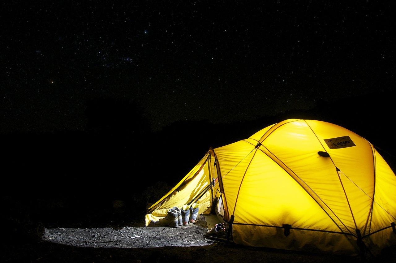 camping in tenerife