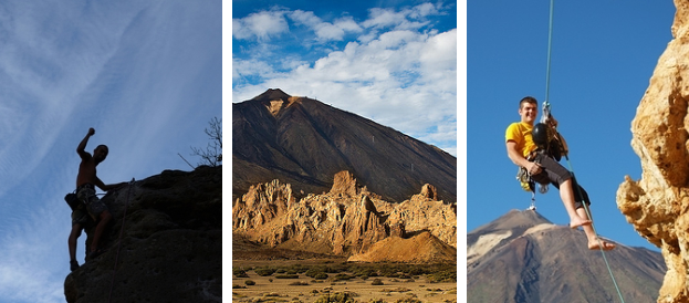 Tenerife's 5 best places for climbing