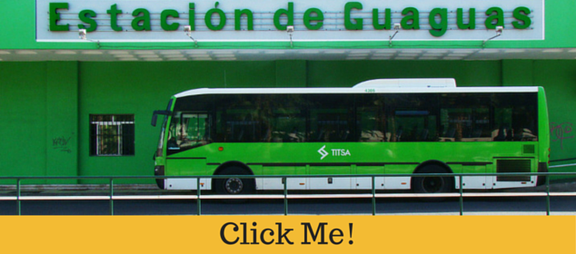 Bus Tenerife. Called guagua. Get Information.